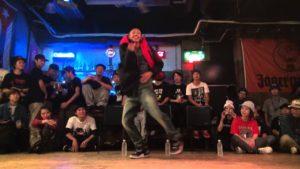 「DY」パワフルなダンスとかっこいいリズム