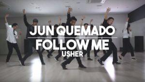 お洒落な振り付けを魅せる「Jun Quemado」の動画まとめ